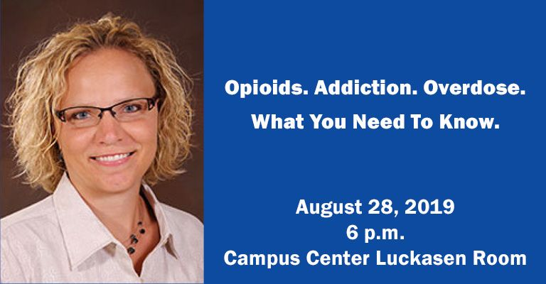 Public invited to hear presentation on the disease of addiction