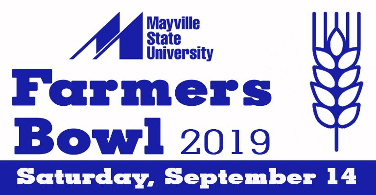 Friends of Mayville State step up to sponsor Farmers Bowl 2019