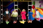 The production of Beehive - The 60's Musical