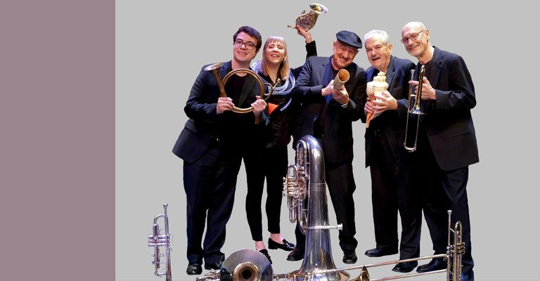 Saint Louis Brass Quintet will perform at Mayville State March 25
