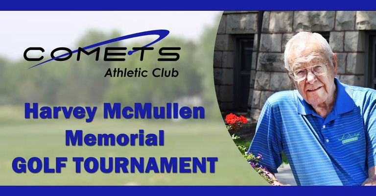 Harvey McMullen Memorial Golf Tournament scheduled for July 12