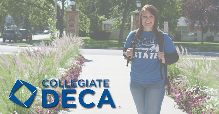 Collegiate DECA provides valuable experiences for Mayville State students